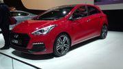 Hyundai i30 Turbo, première mondiale
