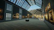 Créez votre propre exposition avec les collections du musée de Birmingham grâce à un jeu vidéo
