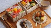 Le Flash tendance de Candice: le Mosaic sushi
