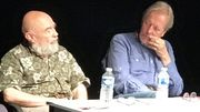 J.M. Piemme et Philippe Sireuil en conférence de presse