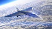 Virgin Galactic et Rolls Royce veulent créer un avion supersonique, un Concorde du futur