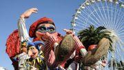 La balade de Carine : Au carnaval à Nice !