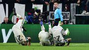 La Juventus, au petit trot, valide son billet pour les quarts
