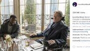 """Kevin Hart dévoile la première photo du remake américain de """"Intouchables"""""""