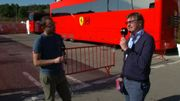 Prolongation de contrat autour d'un plat, DAS, coronavirus… Vettel et Binotto font le point