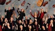 L'orchestre de l'Akademie für Alte Musik de Berlin joue Mozart, Salieri et Beethoven