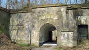 L'ancien fort d'Emines, datant du 19e siècle, en vente pour 1 million d'euros