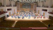 Bozar: La salle Henry Le Bœuf est prête à accueillir le Concours Reine Elisabeth 100 jours après l'incendie