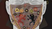 Diabolica, Doudou, Gille de Binche, géants,… comment se procurer des masques folkloriques?