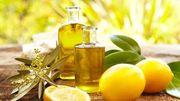 Huile essentiel de citron