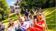 Il est temps d'en rire!: un festival au lac de Genval avec des grands noms de l'humour belge