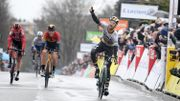 Schachmann gâche le plaisir du duo Benoot-Alaphilippe et s'adjuge la 1e étape de Paris-Nice