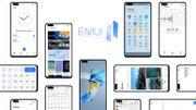 Huawei annonce l'arrivée de EMUI 11 sur 14 smartphones