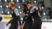 Eupen et Courtrai assurent en Coupe, Mandel United se paie Waasland-Beveren