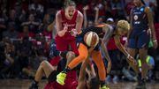Les Washington Mystics d'Emma Meesseman poussées au 5e match décisif pour le titre WNBA