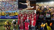 Les 10 moments forts du sport belge en 2018