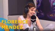 Florence Mendez dézingue la grossophobie et ça arrache