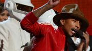 Le célèbre chapeau de Pharrell Williams exposé à Washington
