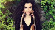 Assistez au concert de la violoniste Chouchane Siranossian dans le cadre du Festival Musiq'3