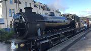 En Écosse, le Jacobit Train vous emmène dans le monde d'Harry Potter