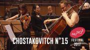 Revivez la 15e symphonie de Chostakovitch au Festival Musiq3 2017