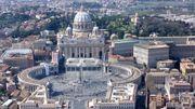 Au Vatican, la célèbre chambre d'Héliodore de Raphaël restaurée