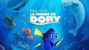 """Le premier """"Belgian Big Screen Award"""" attribué au film d'animation """"Le Monde de Dory"""""""