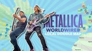 "[Zapping 21] Une carte interactive de toutes les ""reprises locales"" de Metallica"