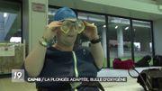 """Les bienfaits de la plongée adaptée pour les personnes en situation de handicap: """"C'est devenu vital"""""""