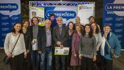 Le Jury du Prix Prem1ère 2016