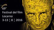 Ouverture du 69e Festival du film de Locarno, où deux films belges sont présentés