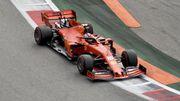 Leclerc fait le plein de confiance avant les qualifications, Vettel et Hamilton dans le rythme