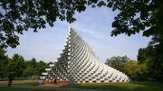 Londres: un étonnant pavillon d'été pour la galerie Serpentine