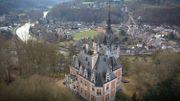 Le Château Le Fydont Walt Disney se seraitinspiré pour imaginer le château de la belle au bois dormant.