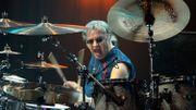 Le batteur de Deep Purple Ian Paice victime d'un mini-AVC