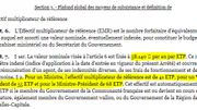 Extrait de l'arrêté Du Gouvernement De La Communauté Francaise du 20 septembre 2019