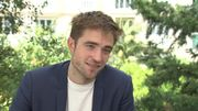 "L'interview de Robert Pattinson pour ""Good time"""