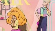 Lettre d'amour aux 80's dans un (très) court métrage d'animation