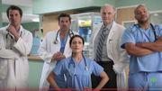 Les médecins stars du petit écran remettent leurs blouses blanches pour la bonne cause