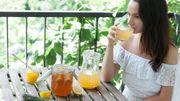 Peu sucré et naturel, le kombucha, boisson en vogue aux Etats-Unis