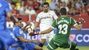 Séville s'incline contre Getafe avant d'affronter le Standard