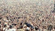 Woodstock 50: les réactions