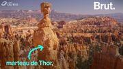 """""""Le Marteau de Thor"""" n'est pas le nom du prochain Marvel mais une roche de Bryce Canyon"""