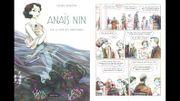 Comics Street: Anaïs Nin, Sur la Mer des Mensonges