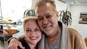 Eddie Van Halen partage une photo