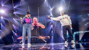 Béné Deprez, Benny B et Daddy K fêtent le hip hop belge avec une super chorégraphie pour la Belgian Music Night !