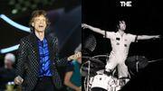 Quand Keith Moon (The Who) se déguisait en Batman pour effrayer Mick Jagger