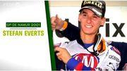 Namur 2001: Clap 50 pour Stefan Everts