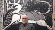 Grande rétrospective Pierre Alechinsky à Madrid