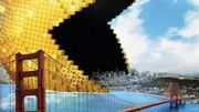 """""""Pixels"""" : Pac-Man et Space Invaders attaquent Paris et d'autres grandes villes"""